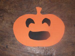 activité manuelle halloween