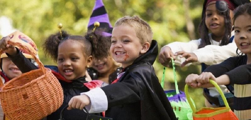 Halloween en toute sécurité