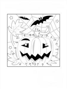 coloriages pour halloween