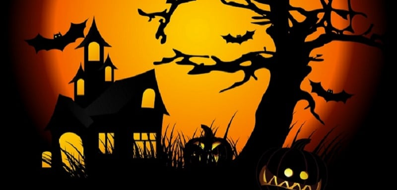 Jeux effrayants pour halloween - Le jeux de la sorciere qui fait peur ...