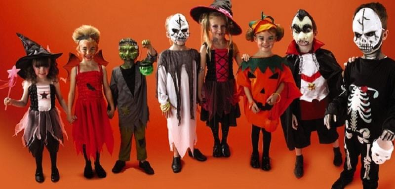 Origine des costumes de Halloween