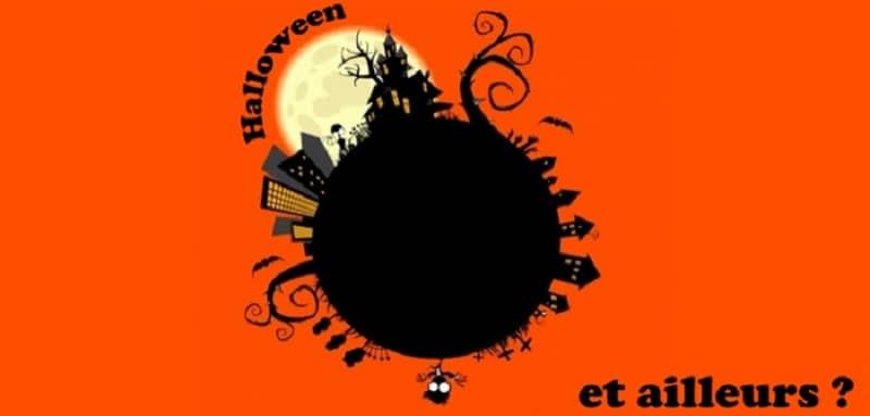 Halloween dans le monde