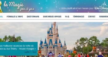 Séjour sur mesure pour Walt Disney World en Floride
