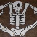 Squelette articulé : un modèle à imprimer