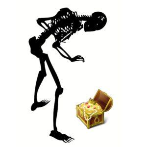 jeux squelette