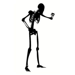 jeu squelette