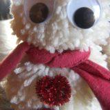 Pompon le bonhomme de neige