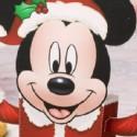 Boîte à bonbons de Noël Mickey