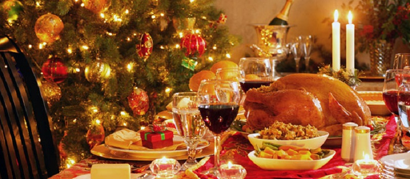 Menu Traditionnel De Noel.Repas De Noel A Travers Le Monde
