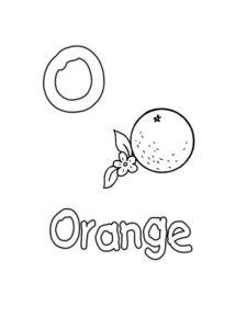 dessin alphabet anglais