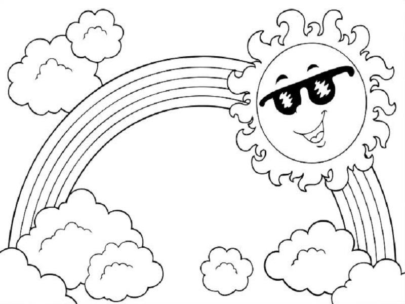 Coloriages plan te imprimer gratuitement - Dessin de soleil a imprimer ...