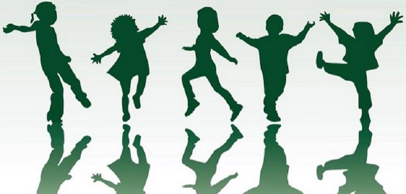Jeux int rieurs actifs pour un enfant et plus - Dessin main enfant ...