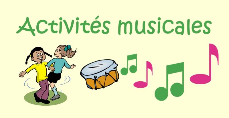Activités Musique Enfants