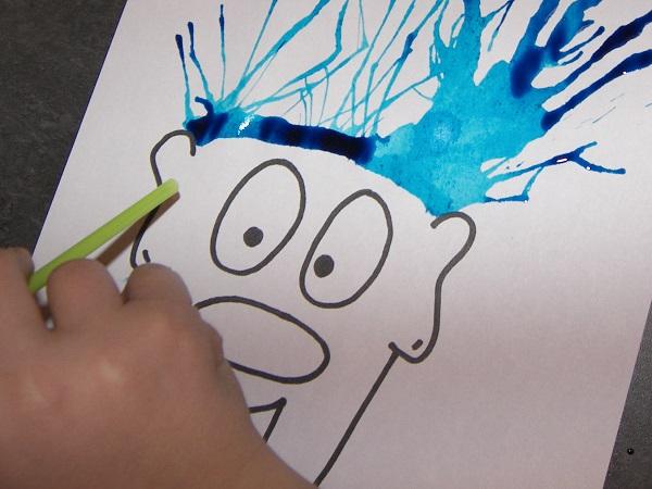 activité artistique enfant