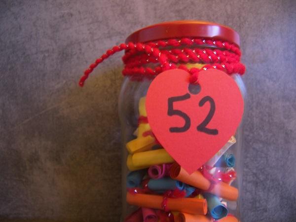 mots saint valentin