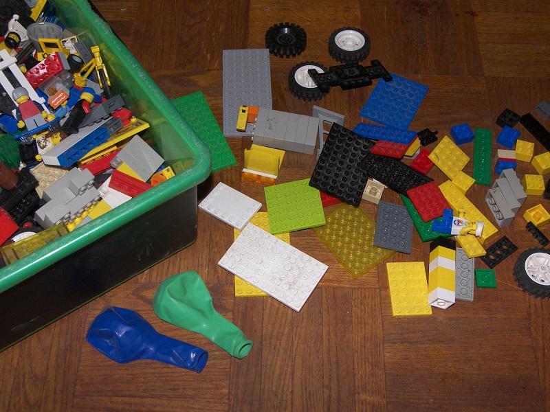 plein de legos
