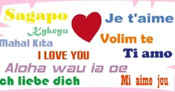 La Saint Valentin dans les autres langues