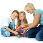 20 façons de jouer avec vos enfants