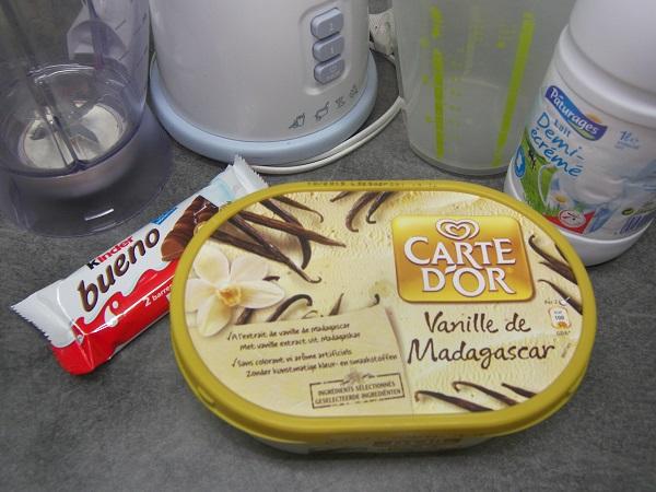 milkshake kinder bueno 1 - Cet été, laissez-vous tenter par le Milk-Shake Kinder Bueno