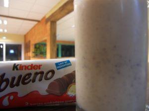 milk-shake kinder bueno