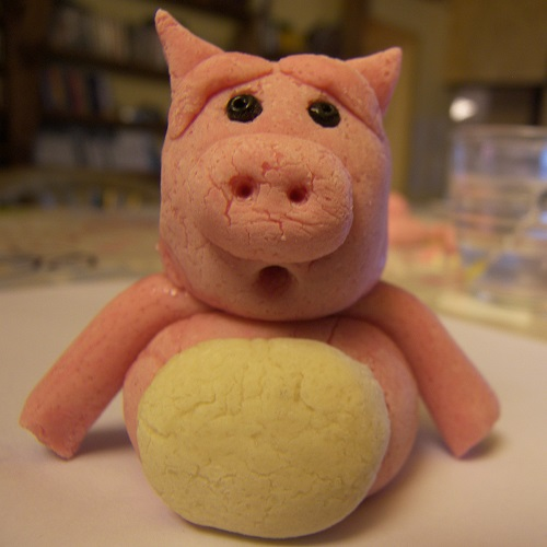 pate à sel cochon