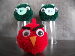 angry birds bricolage