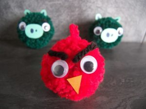 bricolage angry birds