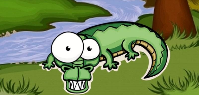 Mr crocodile jeu de groupe - Dessin anime de crocodile ...