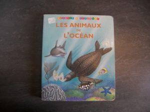 livre enfant en album photo