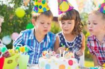 Comment organiser une fête d'anniversaire pour les enfants