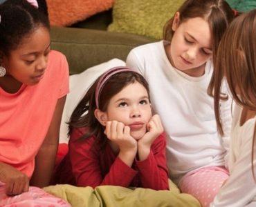 jeux soirée pyjama