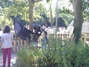village gaulois parc du radôme