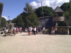village gaulois radome