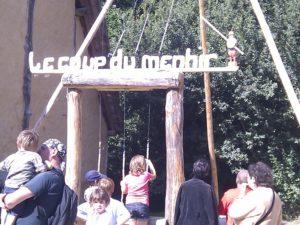 village gaulois parc du radome