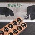 Awalé : un jeu familial amusant