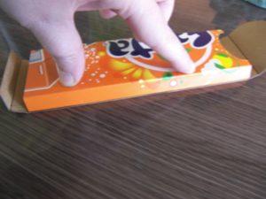 trousse crayon boite céréales