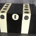 Fabriquer un coffre à trésor avec une boîte à chaussures