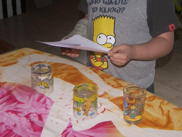 jeux et pliage de papier