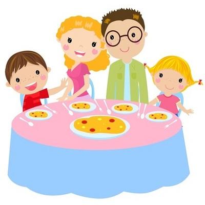 10 jeux de repas pour toute la famille - Table maison de famille ...