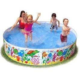 jeu pour piscine de jardin
