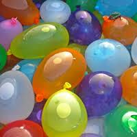 jeux de ballons d'eau