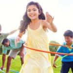 jeux de hula hoop