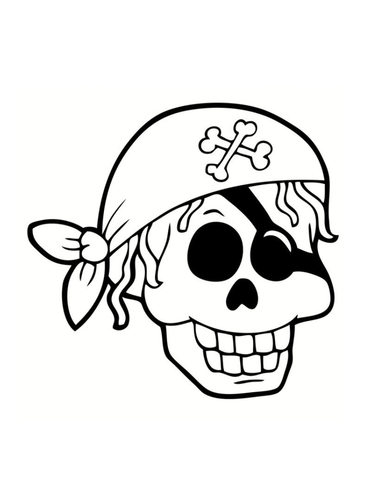 Coloriage Pirate 25 Dessins à Imprimer