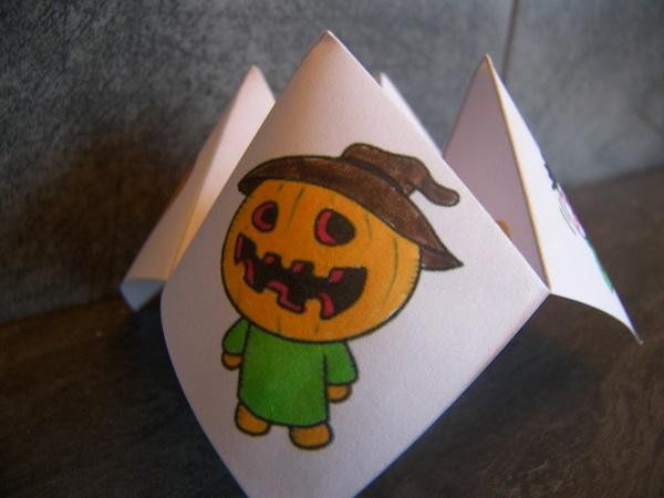 activité pour halloween