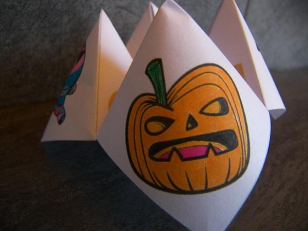 cocotte halloween