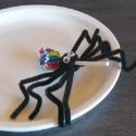 Araignée sucette : facile !
