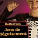 Jeux de déguisement pour Halloween