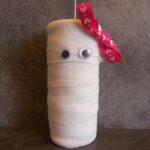 momie rouleau papier toilette