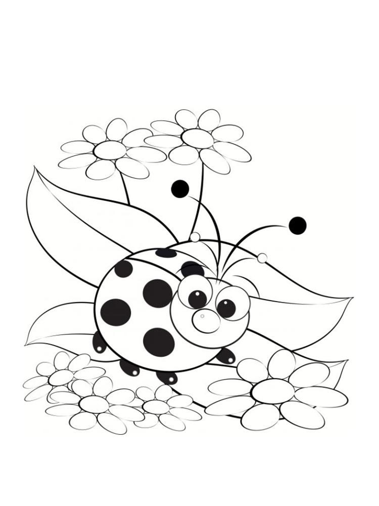 Coloriage coccinelle 20 mod les imprimer - Des dessin a imprimer gratuit ...