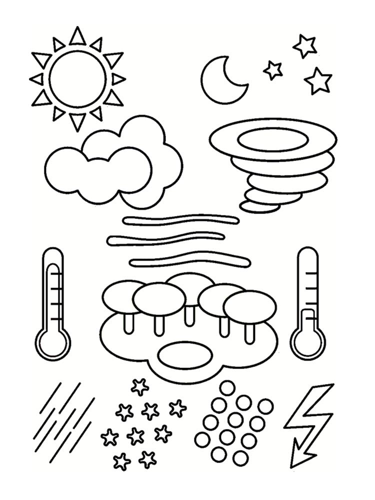 Coloriage hiver 24 dessins imprimer - Coloriage saisons a imprimer ...